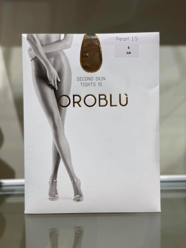 Oroblu Pearl 15 3D Sun