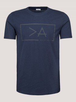 Base Logo Tee - Navy