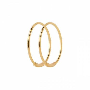 Basic 16 hoop Gold