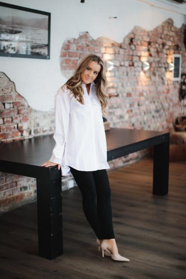 Wopsidaisy Shirt 20-02 White
