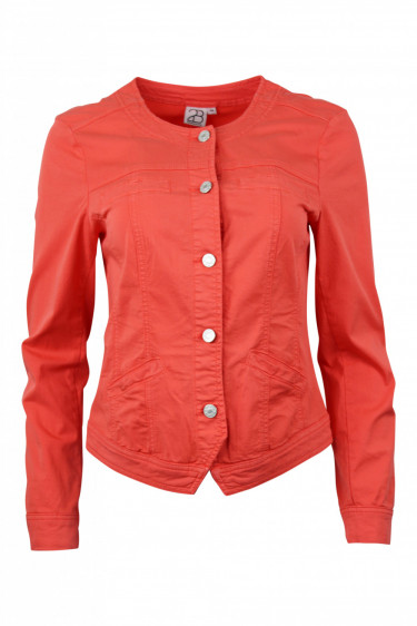 Aranne Jacket Coral