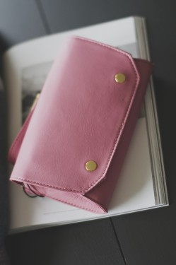 Hege small bag Pink