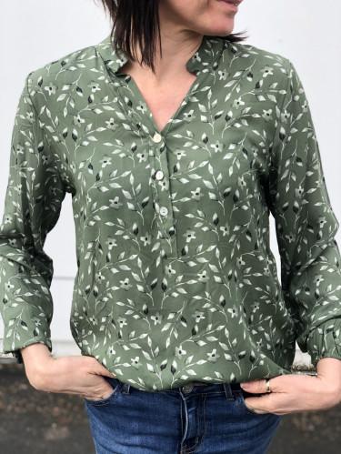 Erica Petty Army Green