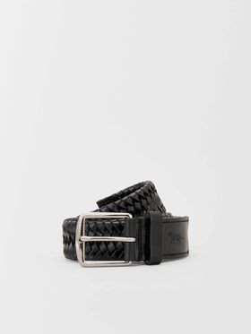 Braidant Belt Black