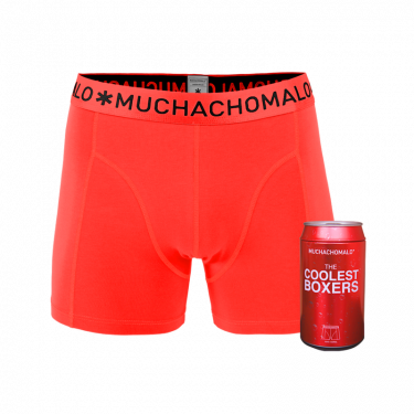 Tin Can 1pk Boxer Red