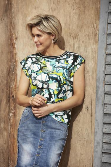 Carlotta blouse