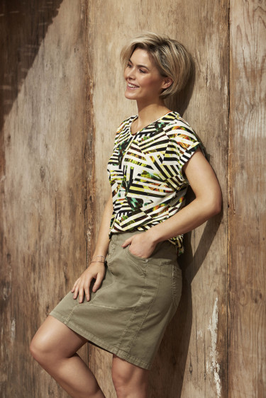 Carlow blouse