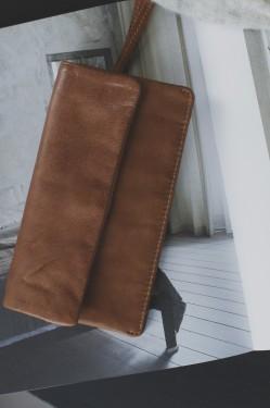 Vaasa wallet WALNUT
