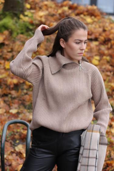 Ekornes Knit Sweater