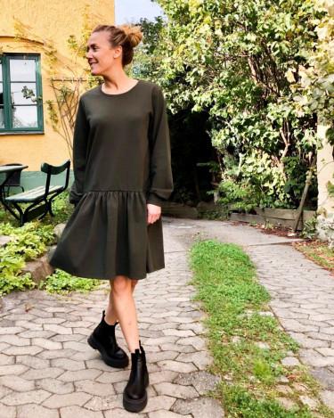 Elvia Dress Rosin