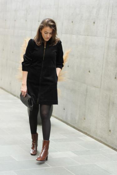 Eyvor Dress Black