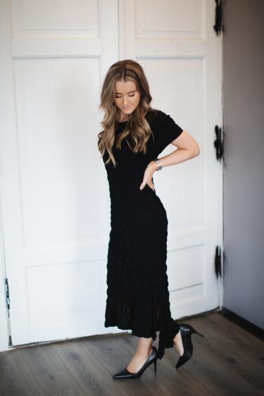 Gate Dress, Black