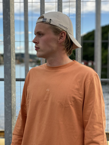Hanger Longsleeve Orange