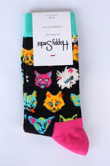 Happy Socks FUNNY CAT 36- 40