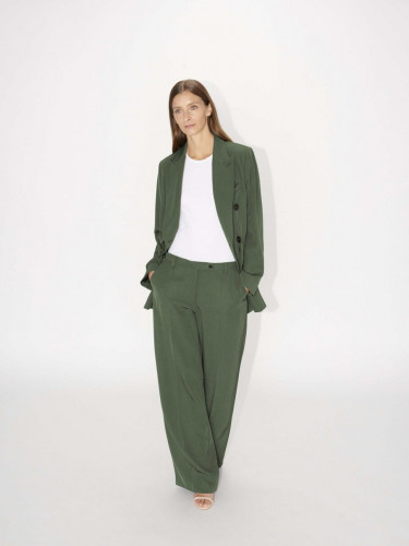 Silene Pant Utility Green