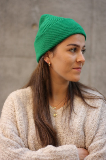 MARGAY Beanie, Green