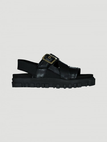 National Sandal Black