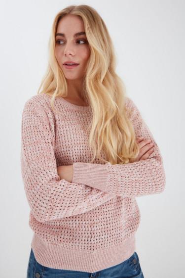 Peridge Pullover Pink