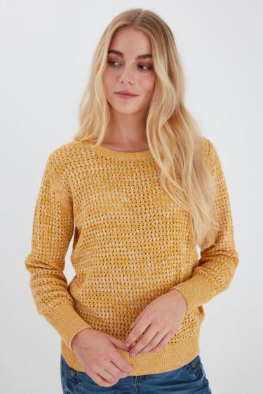 Peridge pullover Yellow