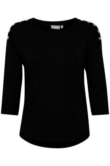 Basic Pullover Black