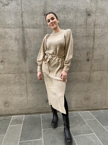Jordan Dress Oatmeal