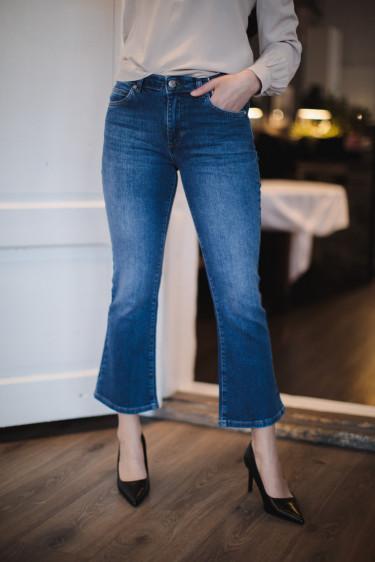 Naomi 328 Crop Vintage Reuse Jeans