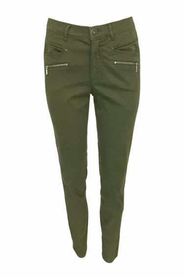 Rany Pant Leaf Green