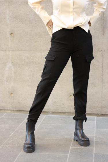 Skunk Suit Trouser