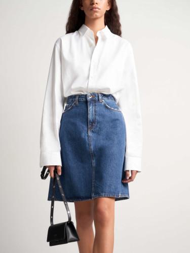 Liz Skirt Royal Blue