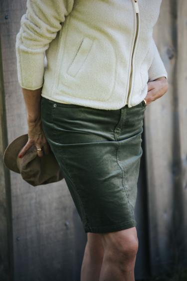 Tille Skirt Green