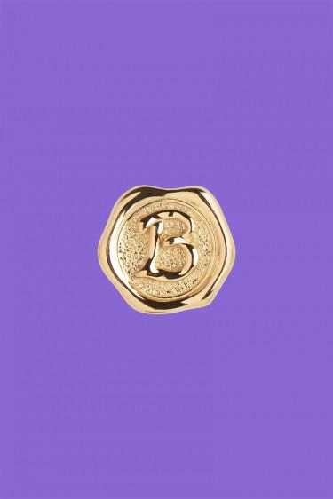 Signet Coin Gold B