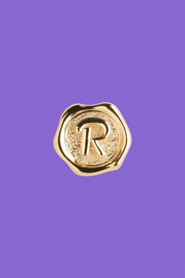 Signet Coin Gold R