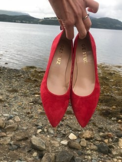 Caro Pumps red