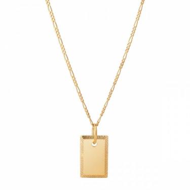 Eliza 65 Adjustable Necklace Gold