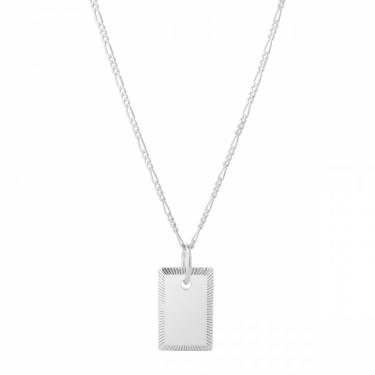 Eliza 65 Adjustable Necklace Silver