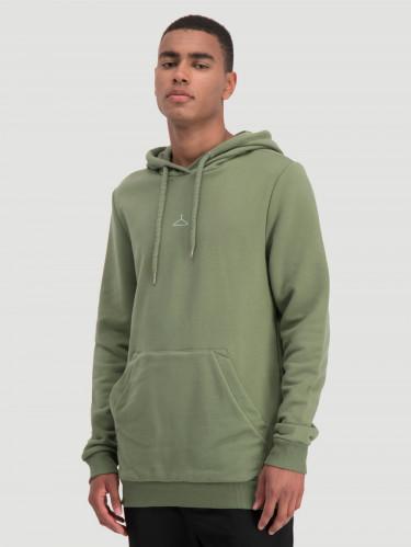 Hanger Hoodie Sweat Green