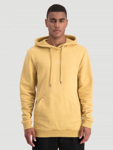 Hanger Hoodie Sweat Yellow