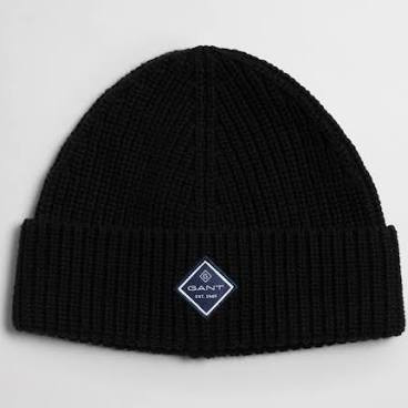 Cotton Rib Knit Hat