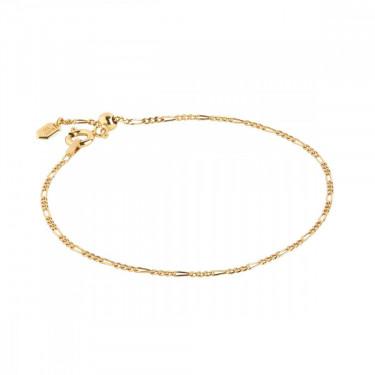 Katie Adjustable Bracelet / Gold