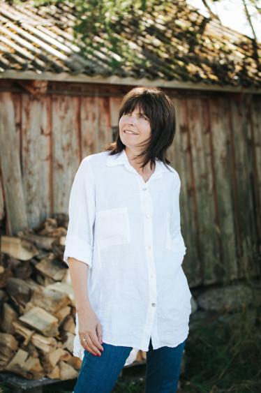 Mynthe Linen Shirt