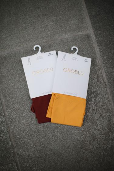 All colours 50 orange