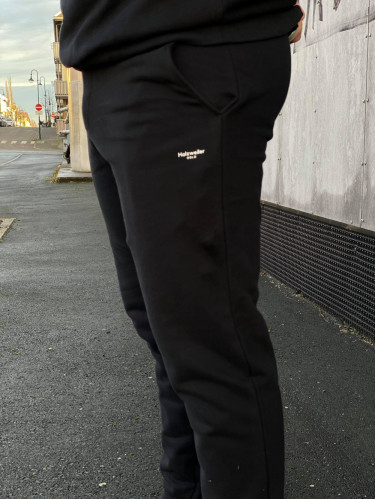 Oslo Sweat Trouser Black