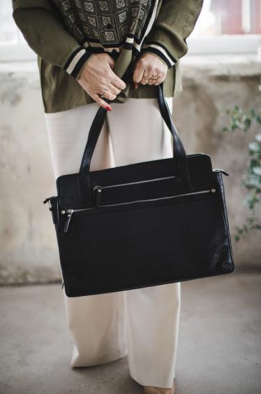 Pash Bag Black