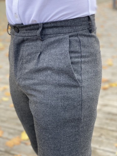 Tobi Wool Trouser