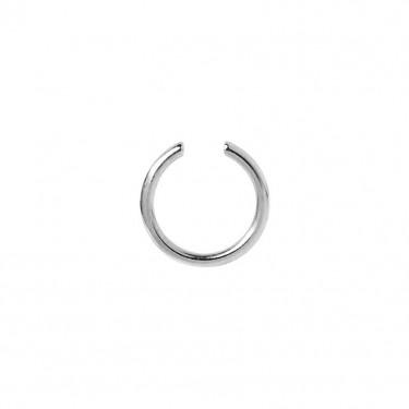 Twin Mini Ear Cuff Silver